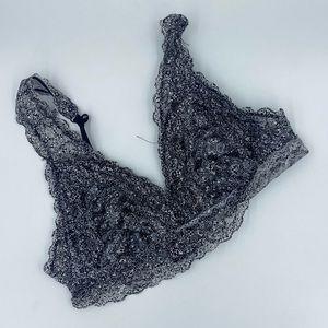 🌵5/$25 XOXO Lace Bralette - XL